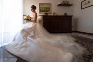 foto matrimonio preparazione della sposa