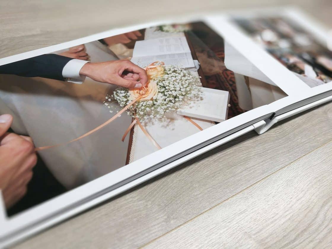fotolibro matrimonio varese