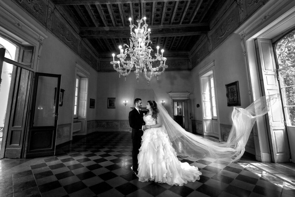 Amore in Villa Frisiani Mereghetti